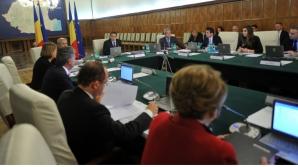 REMANIERE. Ponta, miniştrilor: Staţi liniştiţi! Dacă vă apare numele, poate aveţi duşmani / Foto: gov.ro