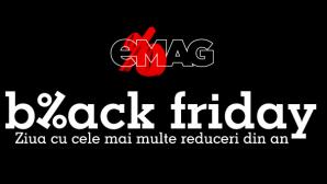 Black Friday 2014 - emag si evomag sunt doi mari concurenti in aceasta zi a marilor reduceri