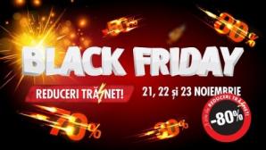 Black Friday 2014 - Flanco si Evomag sunt marii concurenti din weekendul 22 - 23 noiembrie 2014