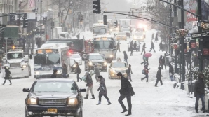 Şapte morţi în urma căderilor de zăpadă din Statele Unite
