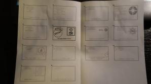ALEGERI PREZIDENŢIALE 2014. PSD a distribuit modele de buletin de vot cu Ponta ştampilat / Foto: romaniacurata.ro