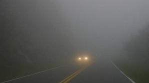 COD GALBEN de ceaţă