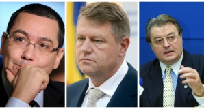 PRIMA ALIANŢĂ pentru turul 2 al prezidenţialelor: VADIM şi PONTA