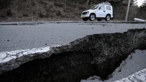 CUTREMUR ÎN JAPONIA: Aproximativ 40 de persoane au fost rănite