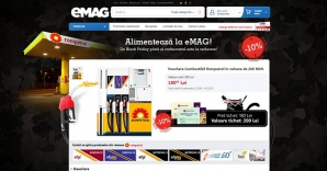 eMAG, surpriză de Black Friday 2014