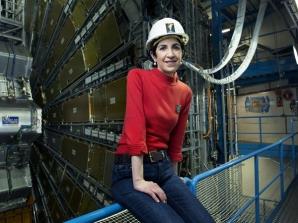 Fabiola Gianotti va conduce CERN