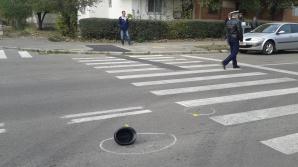 ACCIDENT CUMPLIT în Focşani: Bărbat DECAPITAT pe trecerea de pietoni