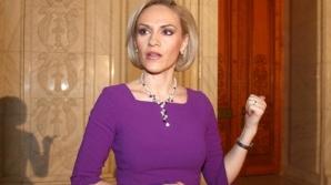 CNCD: Gabriela Firea, SANCŢIUNE BLÂNDĂ pentru 'copiii lui Iohannis'