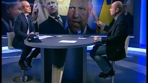 Cozmin Guşă şi Rareş Bogdan la Jocuri de Putere