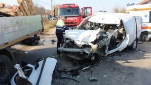 Accidente mortale, TRASE LA INDIGO, în Iaşi / Foto: ziaruldeiasi.ro