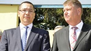Dezbatere Ponta-Iohannis