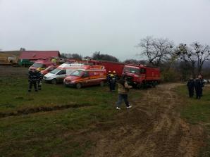 ELICOPTER MILITAR cu 10 oameni la bord, PRĂBUŞIT în judeţul Sibiu. Duşa: Opt persoane au decedat / Foto: turnulsfatului.ro