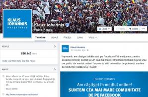 <p>REZULTATE ALEGERI PREZIDENŢIALE 2014 - Batalia pe Facebook</p>