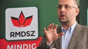 UDMR IESE DE LA GUVERNARE. Kelemen Hunor: Guvernul Ponta se descurcă şi fără noi