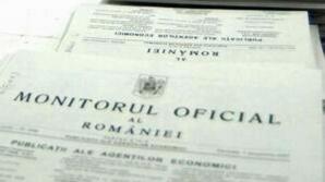 Decretele privind numirea miniștrilor Bogdan Aurescu și Hegedus Csilla, publicate în MO