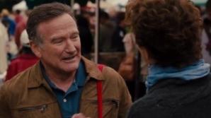 ULTIMUL ROL: Imagini emoţionante cu Robin Williams în ultimul său film