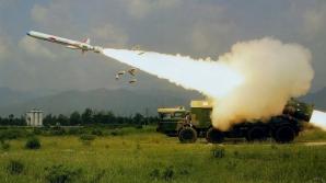 Rachetele din Coreea de Sud