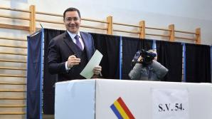 Candidatul Victor Ponta nu îşi imagina că va mai negocia cu FMI din postura de premier