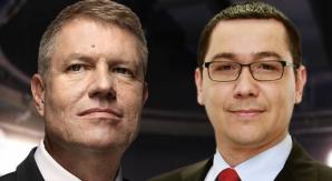 De ce a REFUZAT Iohannis să-i pună o întrebare lui Ponta la dezbaterea de la B1 / Foto: Facebook.com