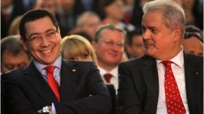 Vanghelie: Cât timp Ponta e şeful PSD, stânga e MOARTĂ în România