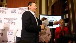 Victor Ponta - Sursa:inquamphotos.com