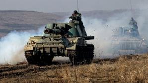 <p>Separatiștii proruși au continuat atacurile sporadice împotriva forțelor guvernamentale ucrainene</p>