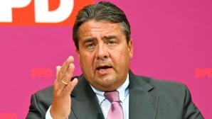 Sigmar Gabriel, vicecancelar al Germaniei