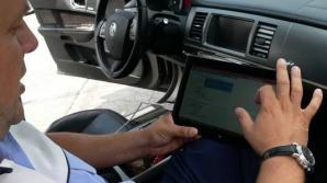 Șofer depistat cu o VITEZĂ INCREDIBILĂ pe Autostrada Transilvania