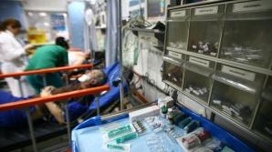 Urgenţa Spitalului Huşi, ÎNCHISĂ în urma scandalului declanşat după moartea suspectă a unei fetiţe