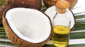 BENEFICIILE ULEIULUI DE COCOS pentru sănătatea ta