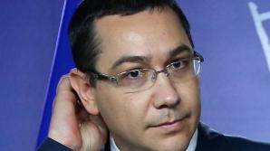 Ponta, despre prezidenţiale: Cât am câştigat, am luat lauri. Acum credeţi că dau vina pe altcineva?