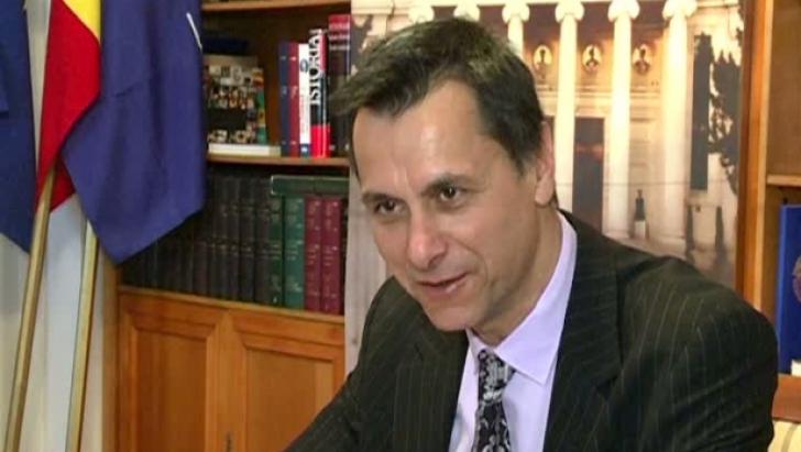 <p>Bogdan Stanoevici, fost ministru pentru Românii de pretutindeni, în prezent secretar de stat la Cultură</p>