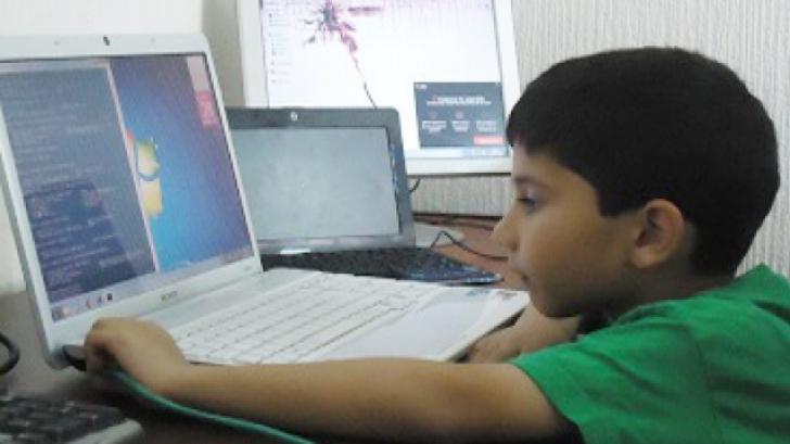 Cel mai tânăr IT-ist