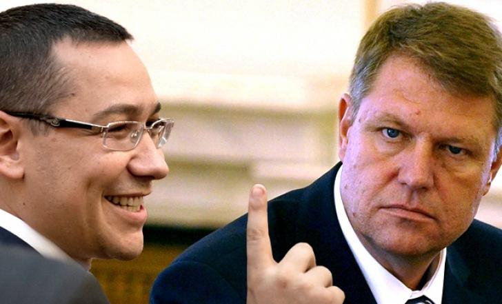 REZULTATE ALEGERI. Victor Ponta a RIPOSTAT la mesajul lui Klaus Iohannis!