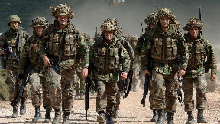 NATO va suplimenta temporar prezenţa militară în Europa de Est