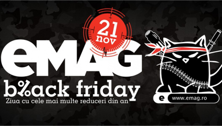 Catalogul eMAG de Black Friday