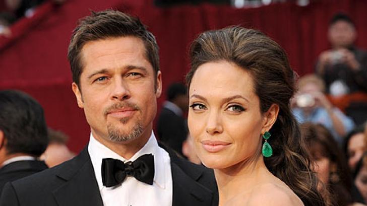 Angelina Jolie vrea să învețe să gătească de dragul lui Brad Pitt