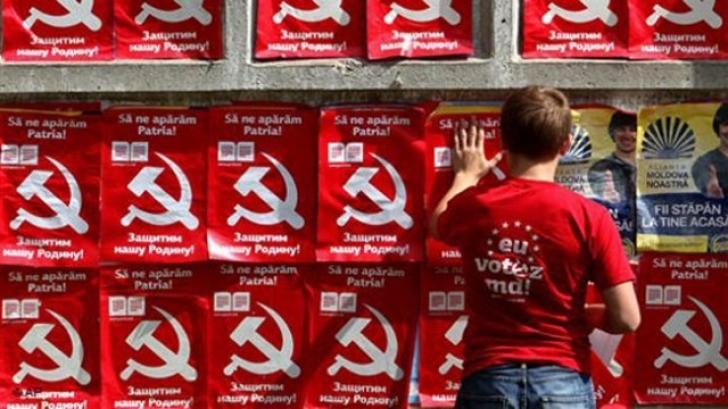 ALEGERI REPUBLICA MOLDOVA: PCRM rămâne pe primul loc în preferinţele alegătorilor