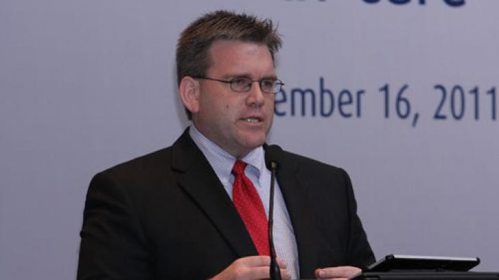 Însărcinatul cu afaceri al SUA, discuție cu BĂSESCU, la COTROCENI