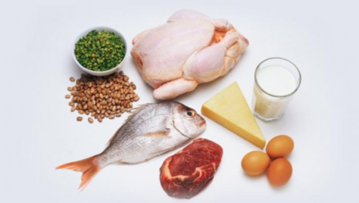 Dieta de slabit rapid cu proteine