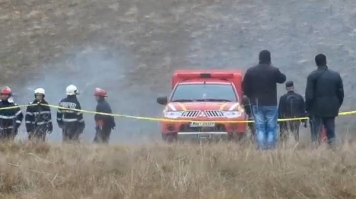 ELICOPTER PRĂBUŞIT. Mărturia salvatorului: 'Am vorbit cu pilotul. Au atins copacii şi...' / Foto: oradesibiu.ro