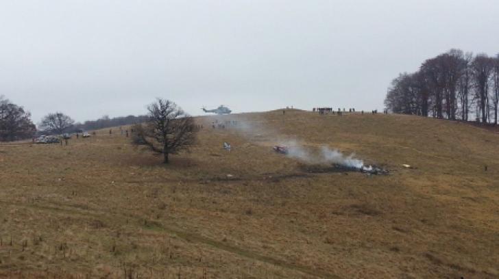 Un cioban, primul care a ajuns la locul accidentului aviatic: Nu voi uita niciodată ce am văzut!