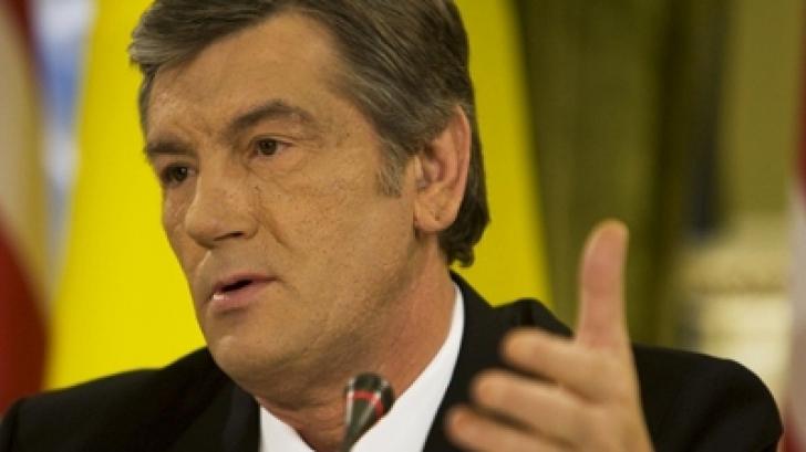 <p>Fost președinte ucrainean: Ceea ce se întâmplă în Ucraina nu e război civil, ci ocupație rusă </p>