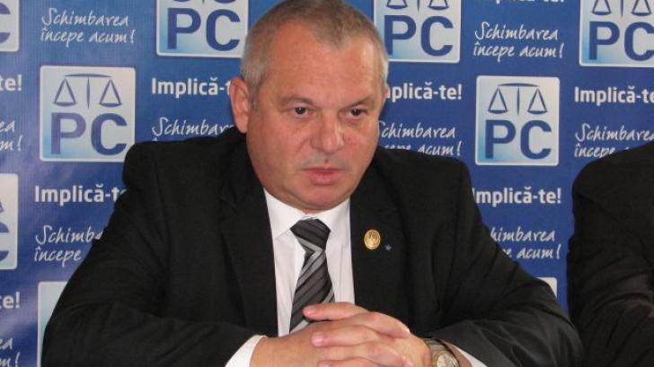 Deputatul Ion Diniță, pus sub control judiciar