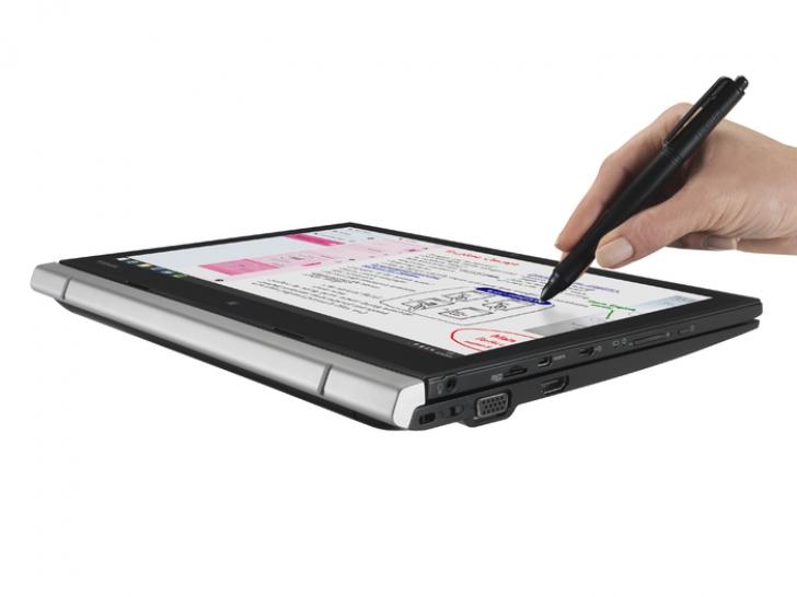 Toshiba Portégé Z20t, noul laptop Toshiba dedicat mediului de afaceri