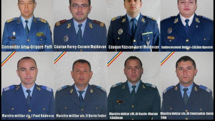 MAPN a făcute publice numele celor 8 militari care au decedat în accidentul din Sibiu