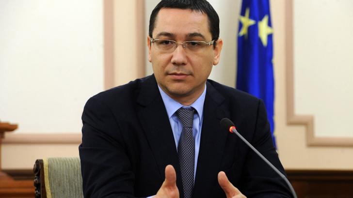 Anunţul neaşteptat al premierului Victor Ponta: Se pare că nu avem gaze de şist