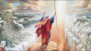 DESPĂRŢIREA MĂRII ROŞII de către Moise, ficţiune sau adevăr? CE SPUNE ŞTIINŢA