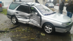 Accident în Timişoara