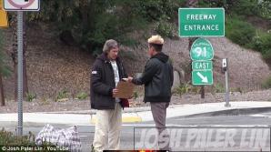 Cum cheltuieşte un om fără adăpost 100 de dolari?